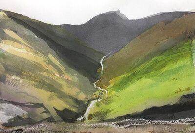 Norman Ackroyd, 'St. Kilda - Gleann Mor', 2012