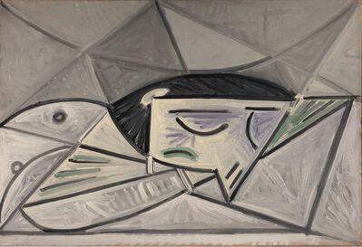 Pablo Picasso, 'Femme endormie, symphonie en gris', 1943