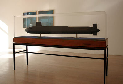 Stefan Gec, 'Fragment (Model of Submarine)', 2002