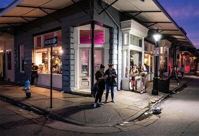 Stan Strembiki, 'French Quarter Fat Tuesday 2', 2020