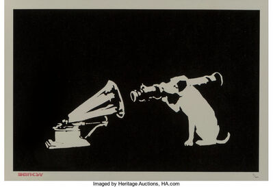 Banksy, 'HMV', 2018