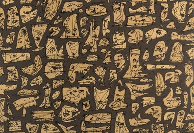 Antonio Saura, 'Diada 2', 1977