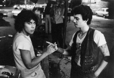 Larry Clark, 'Untitled (Hustlers' Handshake)', ca. 1981