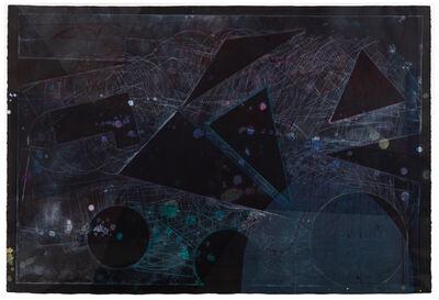 Sam Gilliam, 'Chehaw', 1990