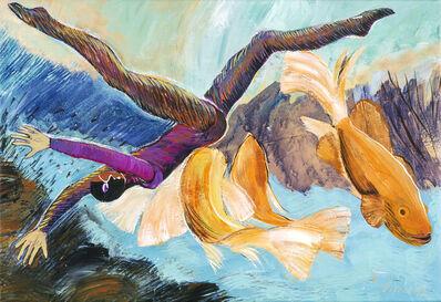 Carole Eisner, 'Icarus', 1992