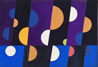 Decio Vieira, 'Caderno', 1970