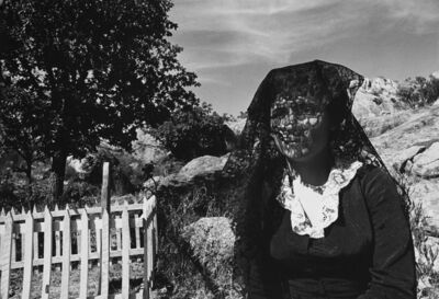 Dennis Hopper, 'Woman with veil', anni 1960
