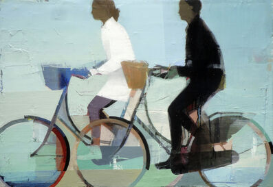 Suhas Bhujbal, 'Bike Ride', 2016