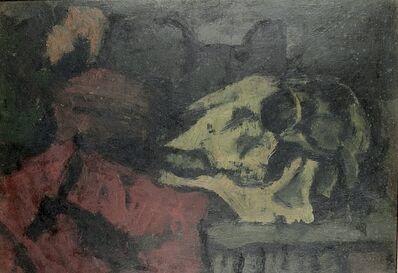 Domenico Cantatore, 'Still Life', 1946