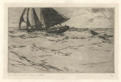 Frank Weston Benson, 'The Seiner', 1915