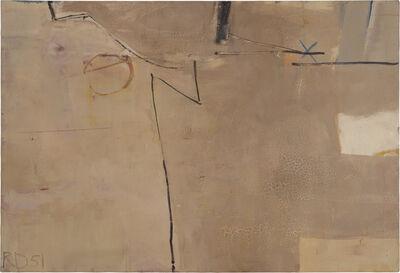 Richard Diebenkorn, '#22 (Albuquerque)', 1951