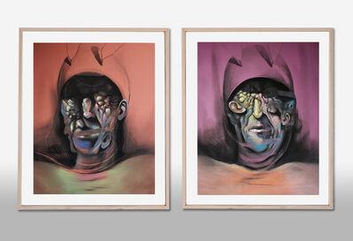 Pouya Afshar, 'Transfigured II (Diptych)', 2019