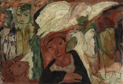 Marthe Hekimi, 'La Grande Peur du Monde', 1940-1944