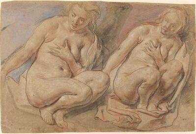 Jacob Jordaens, 'Susannah Crouching', ca. 1640/1645