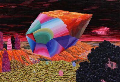 Ahn Doo Jin, 'Fallen Stone', 2014
