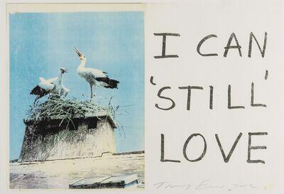 Tracey Emin, 'I Can 'Still' Love; Faithful To My Dreams', 2012