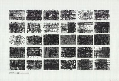 Terry Winters, 'Location Plan 2000', 2000