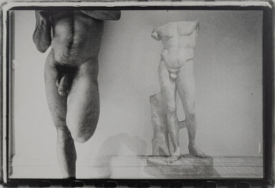 Bill Costa, 'Men with the Tenderest Flesh Are Made of Marble', 1984-printed 1992