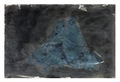 Johannes Brus, 'Löwe (Lion)', 1983
