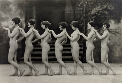 Albert Arthur Allen, 'selections from The Model, Series No.1', 1925