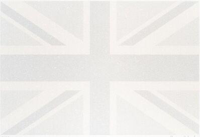 Peter Blake, 'Union Flag (Greyscale)', 2016