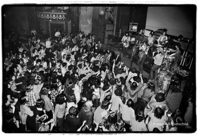 Amalie R. Rothschild, Jr., 'Grateful Dead at Fillmore East, June 5, 1970', 1970