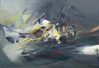Chu Teh-Chun, 'Untitled', 1972