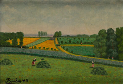 Camille Bombois, 'The Harvest'