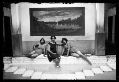 Martín Chambi, 'Yura baths,', 1928