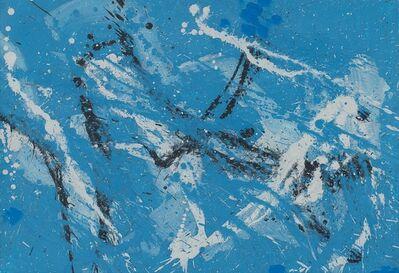 Toti Scialoja, 'Untitled', 1991