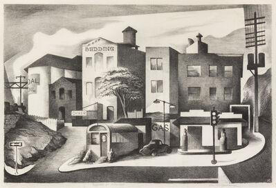 Benton Spruance, 'Supplies for Suburbia', 1938