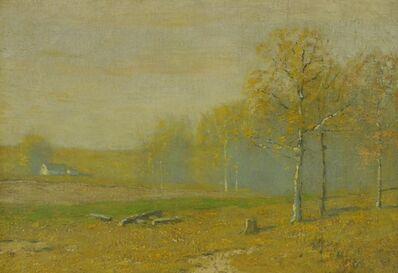 Bruce Crane, 'An Autumn Memory'
