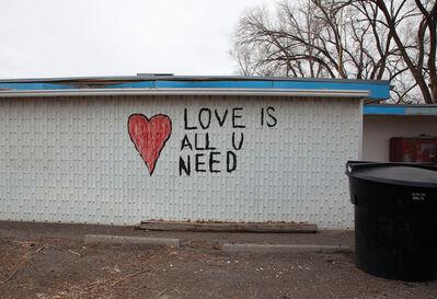 Jessie Chaney, 'Love is All U Need', 2019