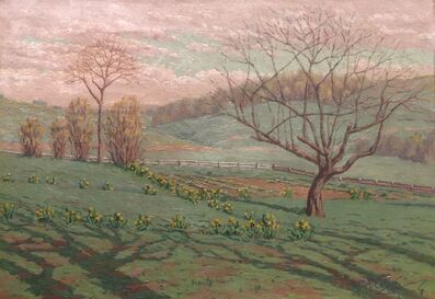 William Anderson Coffin, 'Early Spring', ca. 1910