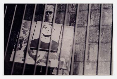 William John Kennedy, 'Andy Warhol, The Factory, N.Y.C', 1964