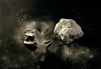 Meridel Rubenstein, 'Mt. Toba Volcanic Ash, 74,000 Years Old, from Sumatra, found in Malaysia', 2010