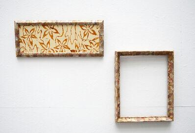 Meschac Gaba, 'Du mur à la toile - Couleur de Cotonou (25)', 2008