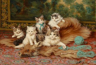 Jules LeRoy, 'Grandeur Déchue', Late 19th Century