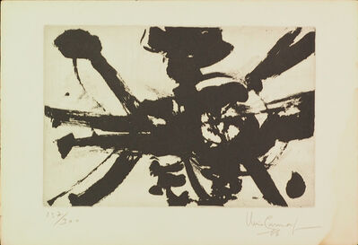 Iberê Camargo, 'Untitled', 1966