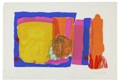Emma Amos, 'Untitled', 1962