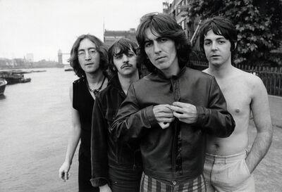Don McCullin, 'The Beatles (John Lennon, Ringo Starr, George Harrison, Paul McCartney)', 1968