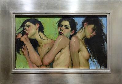 Malcolm T. Liepke, 'Three Moods', 2010