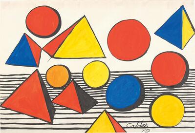 Alexander Calder, 'Joliette', 1975