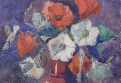 "Margaret Jordan Patterson, 'Study for ""Poppies and Convolvulus""', ca. 1925"