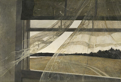 Andrew Wyeth, 'Wind from the Sea', 1947