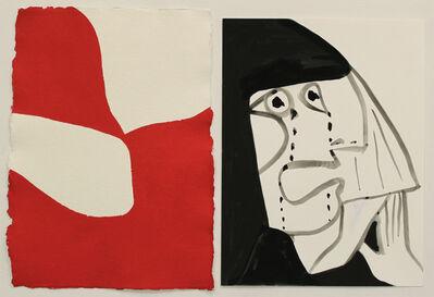 Marina Adams, 'Red Pure Woman', 2013