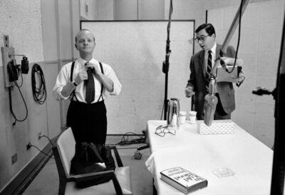 "Henri Dauman, 'Truman Capote Recording ""In Cold Blood""', 1966"