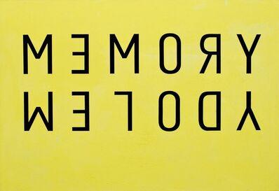 Enn Erisalu, 'Memory Melody', 1991