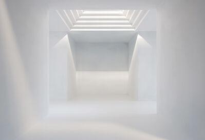 Gioberto Noro, 'White Cross', 2015