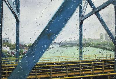 Karen Woods, ' Blue Bridge', 2019